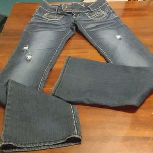 Hydraulic jeans 1/2